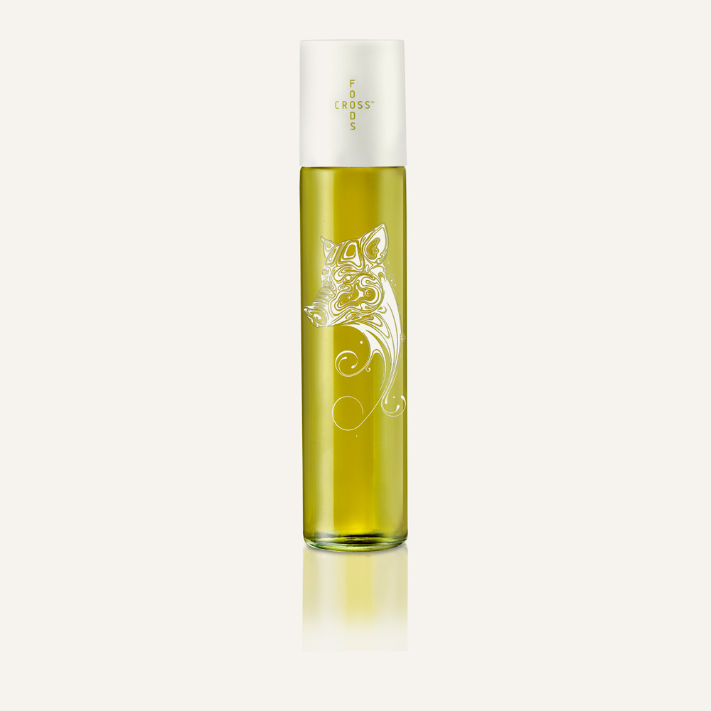 EXTRA VIRGIN OLIVE OIL WITH PRECIOUS WHITE TRUFFLE – 250ml