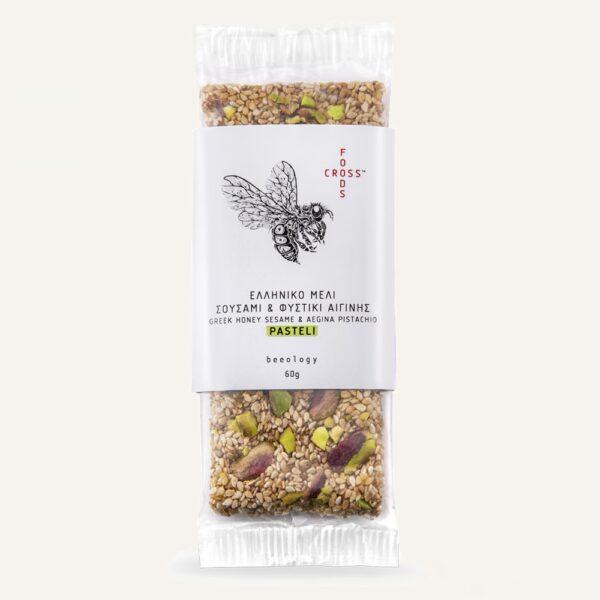 foodscross pasteli pistachio 60g_eshop