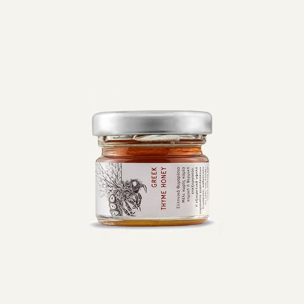 Εκλεκτό Ελληνικό Θυμαρίσιο Μέλι – 30G