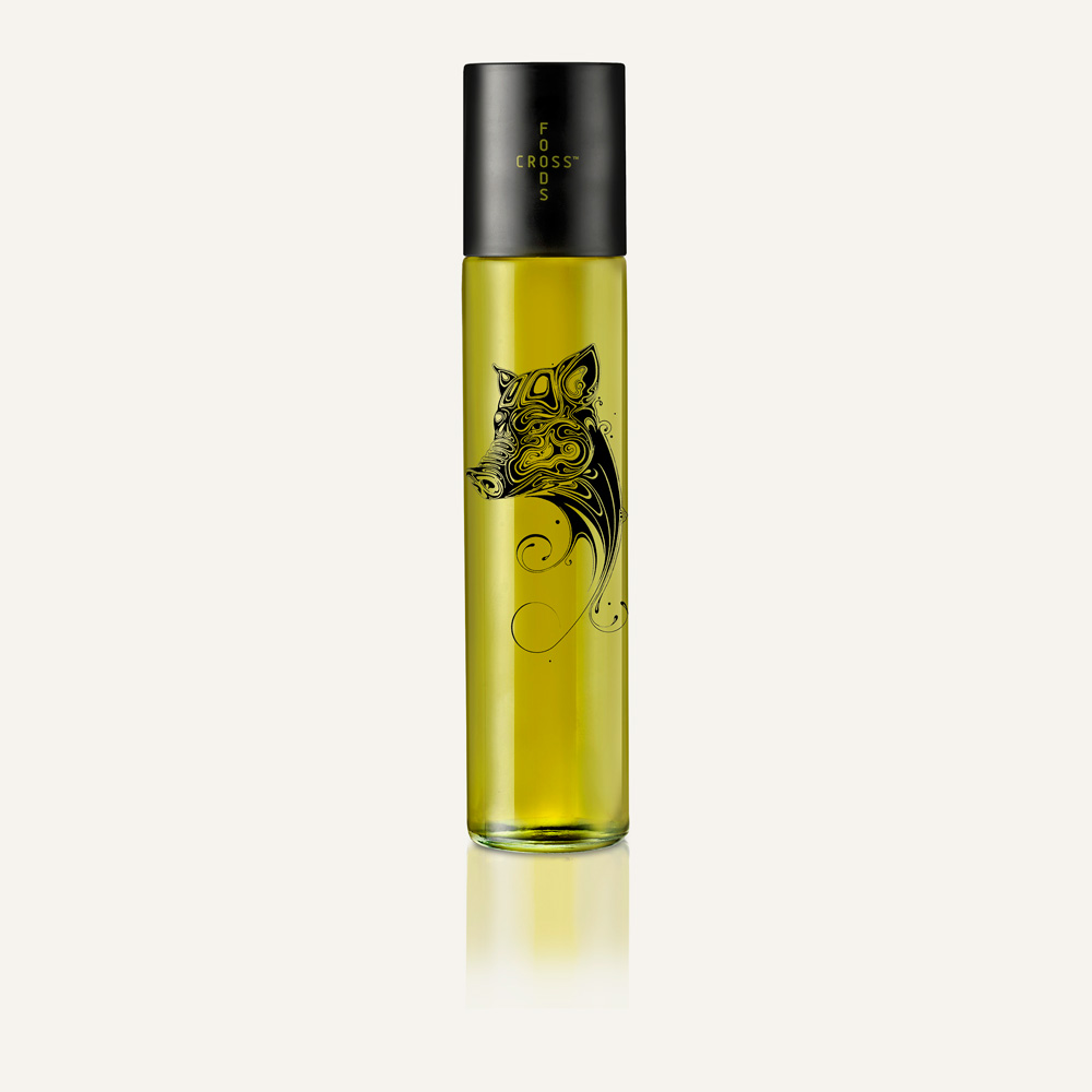 EXTRA VIRGIN OLIVE OIL WITH PRECIOUS BLACK TRUFFLE  – 250ml