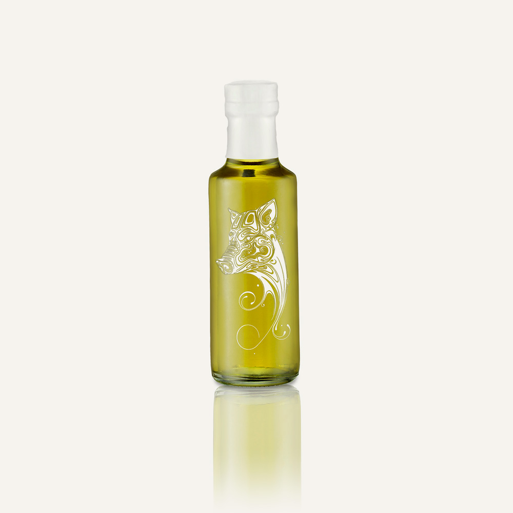 EXTRA VIRGIN OLIVE OIL WITH PRECIOUS WHITE TRUFFLE  – 100ml